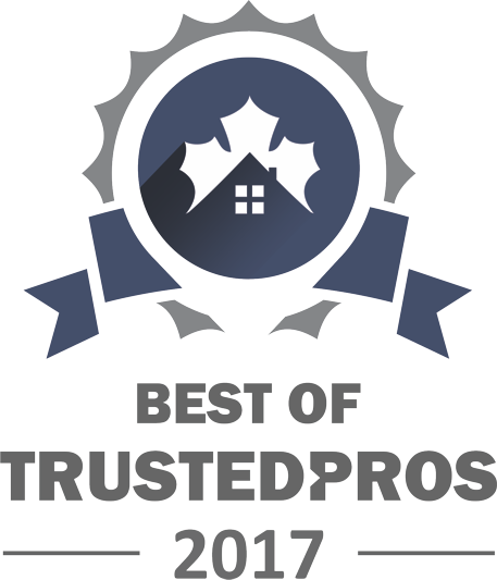 Best Of TrustedPros.ca 2017