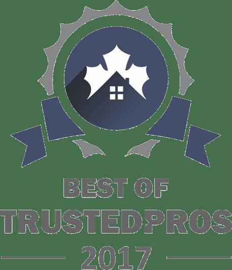 Best Of TrustedPros.ca 2017